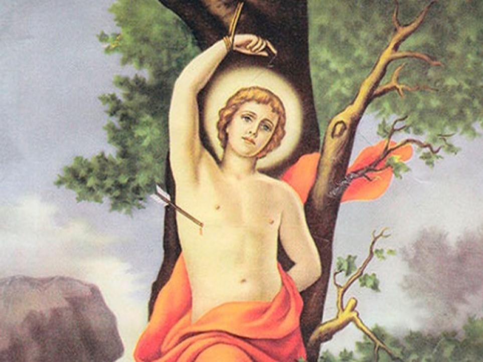 Oração De Nossa Senhora Aparecida Para Alcançar Graça Linda: Oração A São Sebastião Para Alcançar Uma Graça