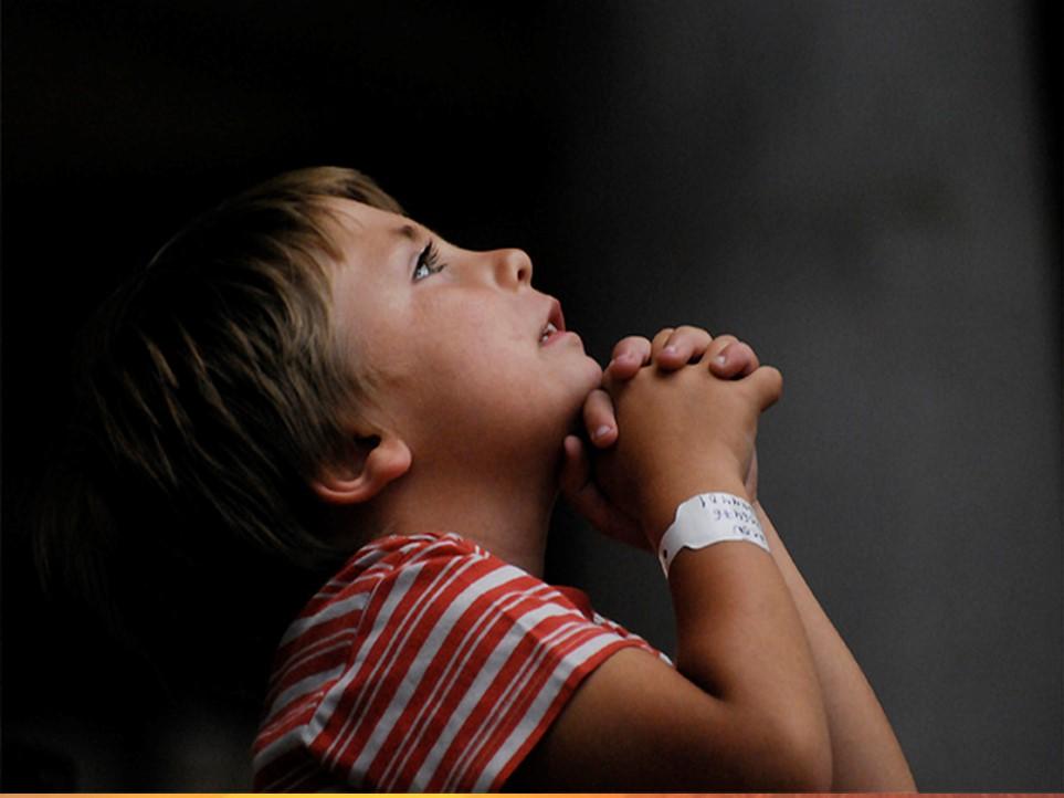 """""""Jesus, se o senhor não me curar, vou contar para a sua mãe"""""""