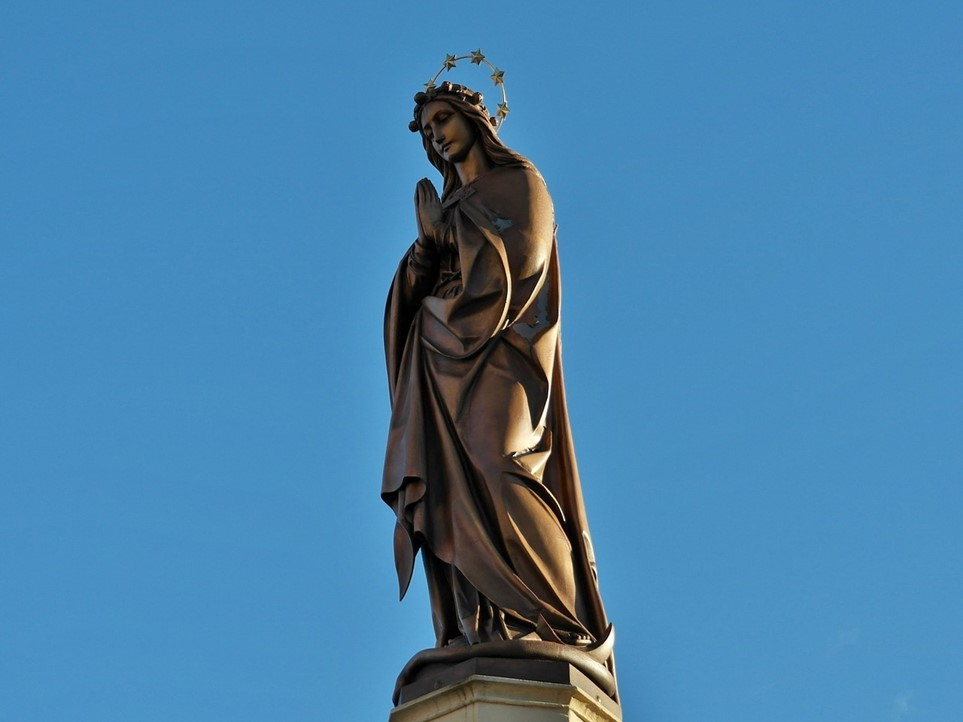 Oração a Nossa Senhora do Desterro por uma causa impossível