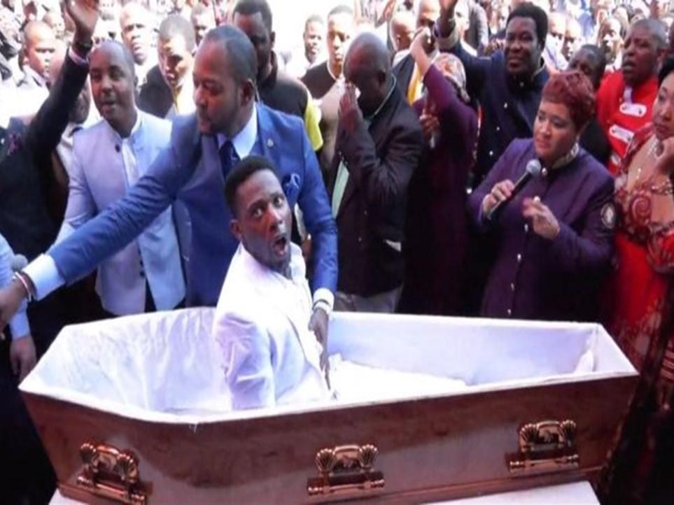 """Pastor foi processado por """"Ressuscitar"""" um morto . Entenda!"""