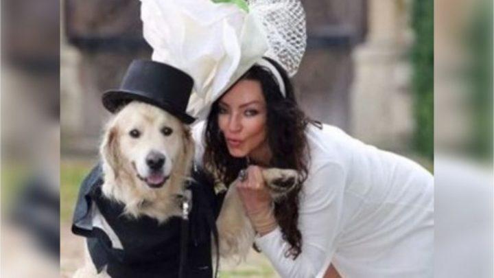 Mulher diz que se quer casar com cachorro mas que não encontra padre que os case