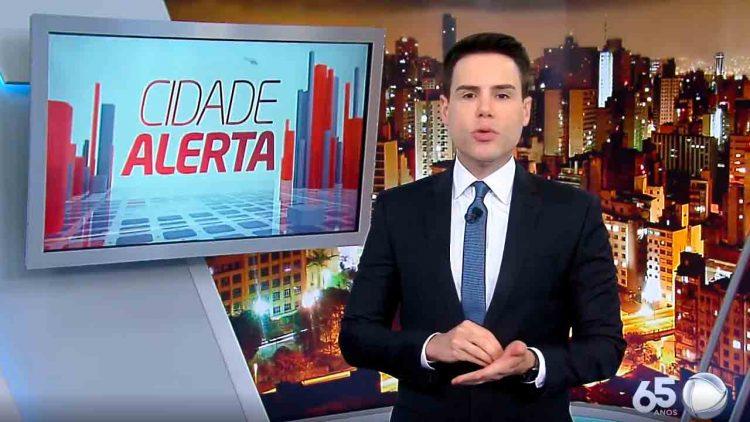 Luiz Bacci, apresentador do Cidade Alerta, deixa o Brasil e explica o motivo