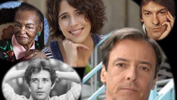 Actores inesquecíveis que morreram em 2019