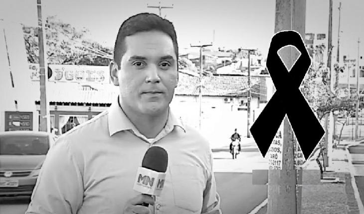 Luto: morre jornalista Egídio Brito após ficar internado vários dias na UTI
