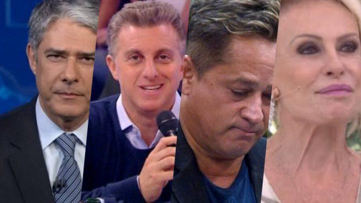 Sensitiva entrega separação de William Bonner, saída de Ana Maria da Globo e futuro de Huck como Presidente